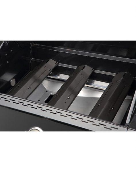 Adjustable Porcelain Steel Grill Heat Plate