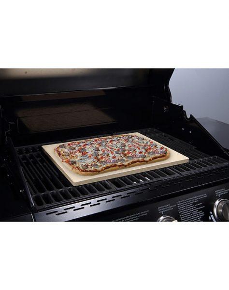 15x12 Inch Ceramic Pizza Stone For Grill Baking Stone