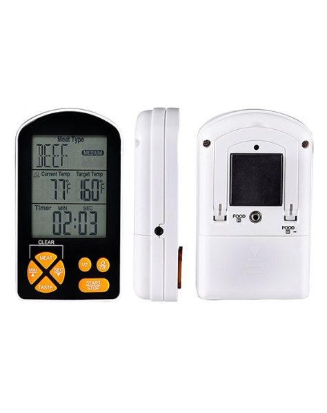 Unicook Dual Probe Digital Cooking Food Meat Thermometer