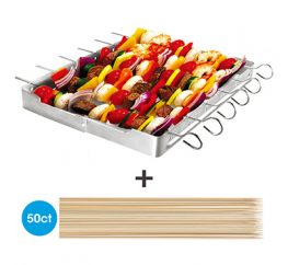 Unicook Barbecue Shish Kabob Set